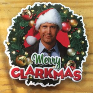 Christmas Vacation Merry Clarkmas Magnet