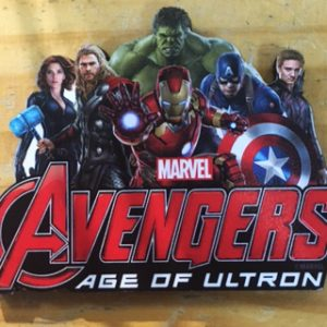Avengers Age of Ultron Magnet