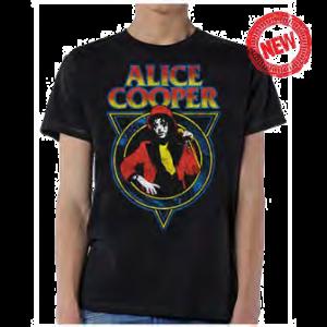 Alice Cooper Snake Skin t shirt