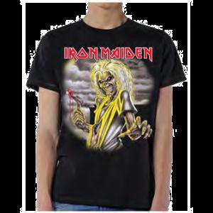 Iron Maiden Kilers t shirt