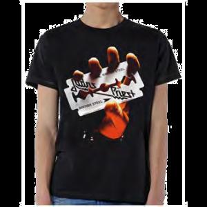 Judas Priest British Steel t shirt