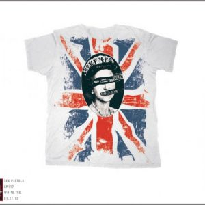 Sex Pistols Rotten t shirt