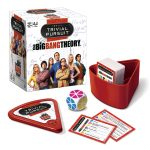 The Big Bang Theory Trivial Pursuit pieces