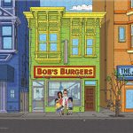 Bob's Burgers Puzzle completed