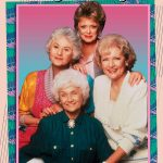 The Golden Girls Puzzle assembled