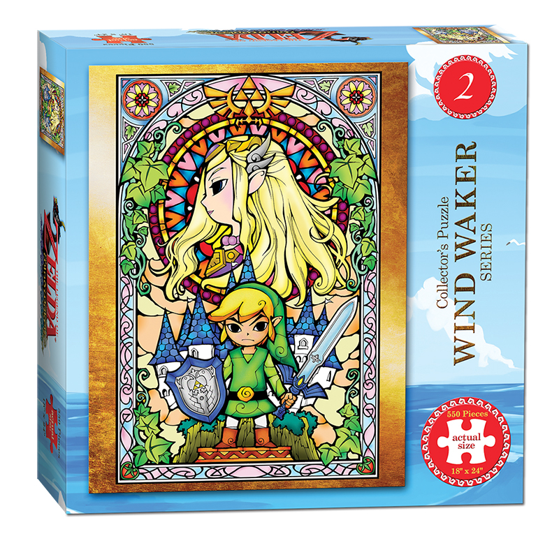The Legend of Zelda Wind Waker Collector's Puzzle Series #2