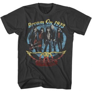 Aerosmith Dream On t shirt