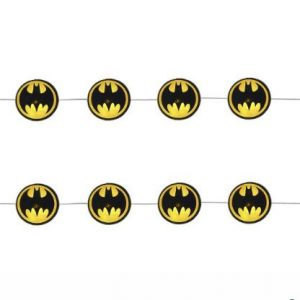 Batman fairy lights