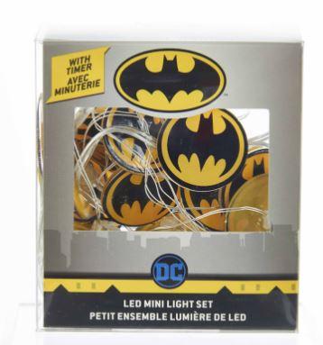 Batman fairy lights Box