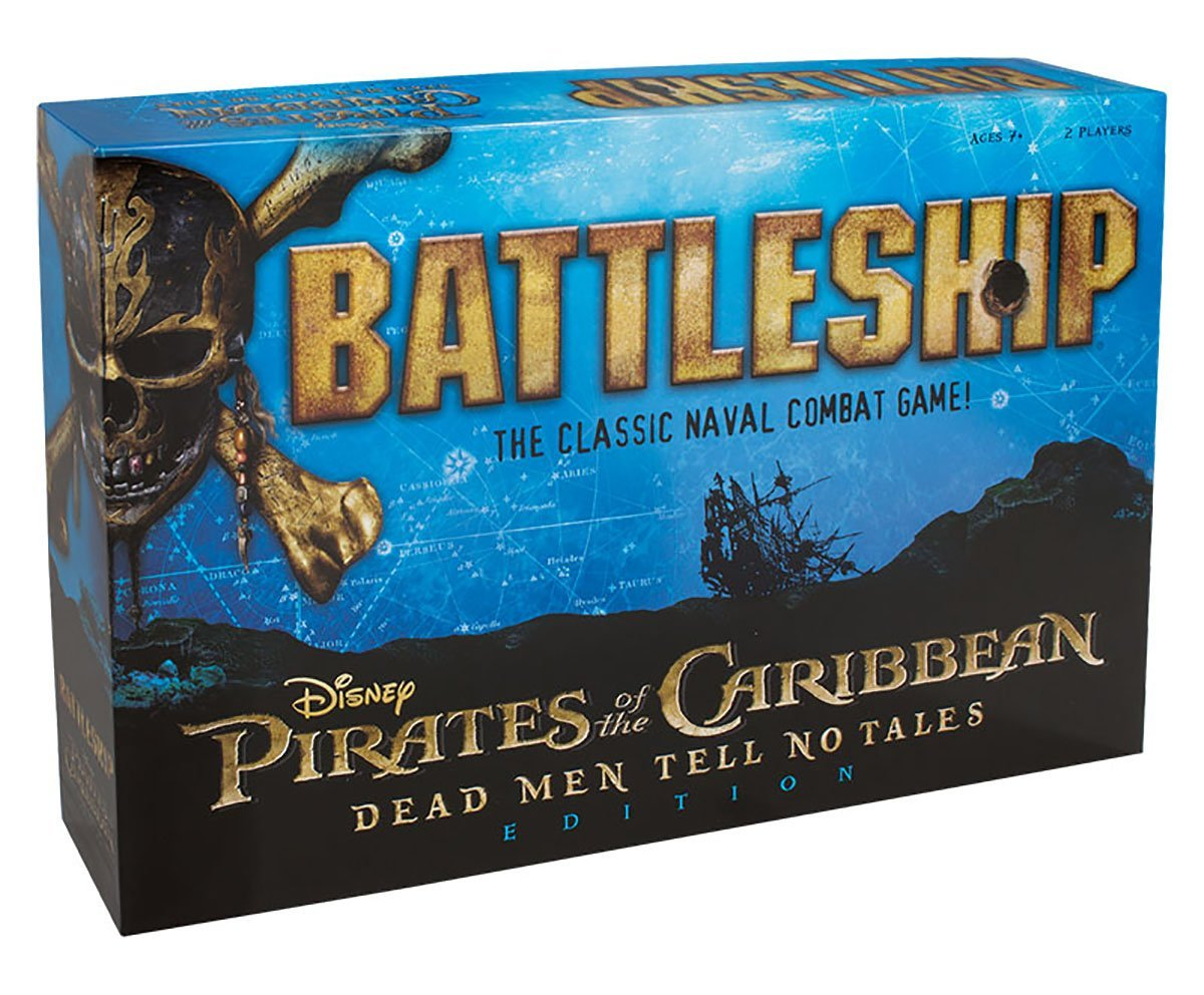 Pirates of the Caribbean Battleship