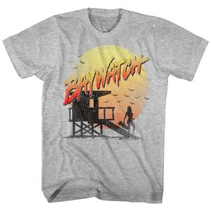 Baywatch Cracked Up t shirt