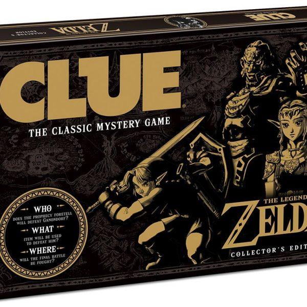 Zelda Clue