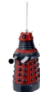 Dr. Who Dalek Ornament