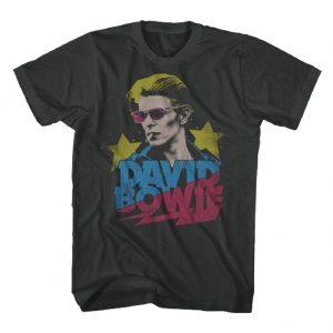 David Bowie Starman t shirt