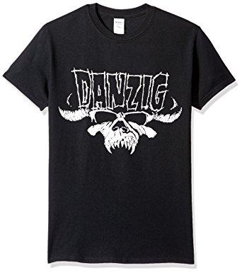 Danzig Skull logo t shirt