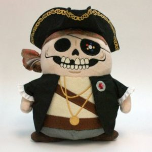 Goonies One Eyed Willie plush