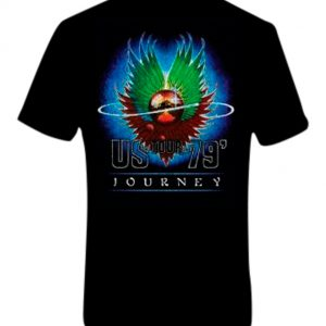 Journey US Tour '79 t shirt