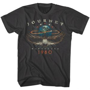 Journey 1980 t shirt