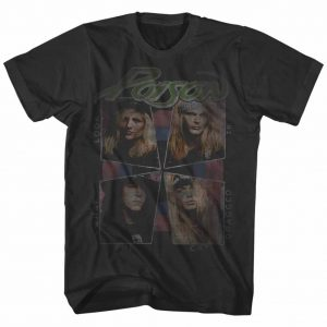 Poison Faded Cat Drag t shirt
