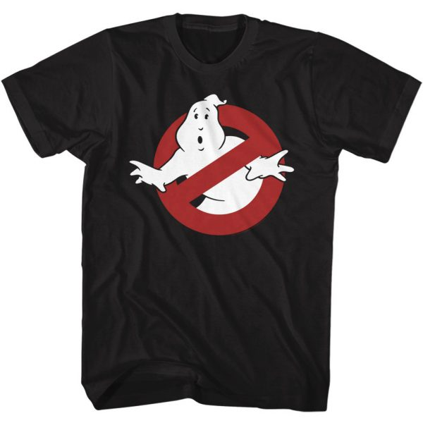 Ghostbusters Symbol t shirt