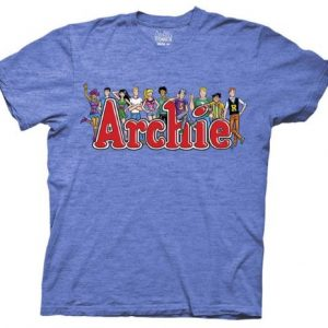 Archie Logo Group t shirt
