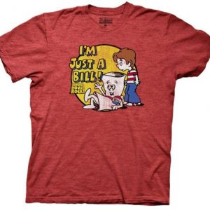 School House Rock I'm Just a Bill t shirt