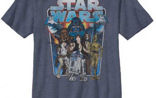 Star Wars Classic Battle Youth t shirt