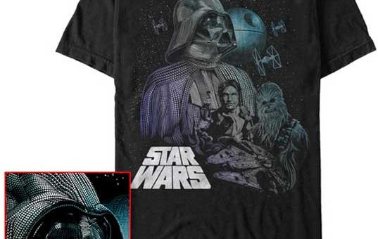 Star Wars Empire t shirt