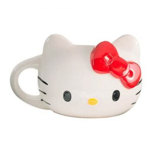Hello Kitty Sculpted Mug