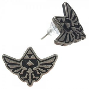 Nintendo Zelda Skyward Sword Earrings