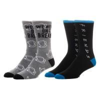 Friends 2pk Socks