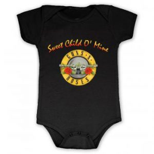 Guns N Roses Sweet Child Onesie