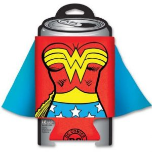 Wonder Woman Caped Coozie