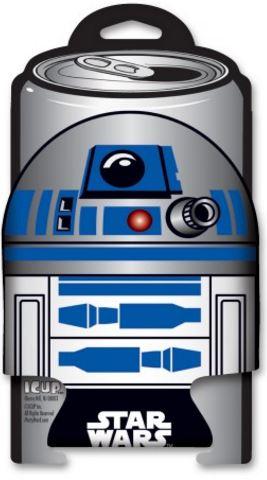 Star Wars Die Cut R2D2 Coozie