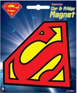 Superman Car Magnet