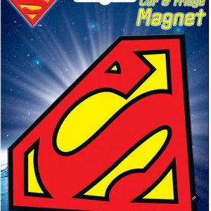 Superman Car Magnet