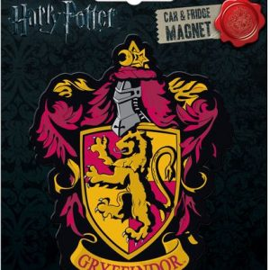 Harry Potter Gryffindor Crest Car Magnet