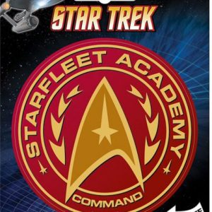 Star Trek Starfleet Academy Sticker