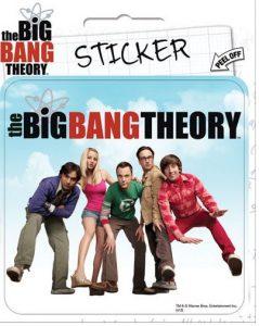The Big Bang Theory Group Sticker