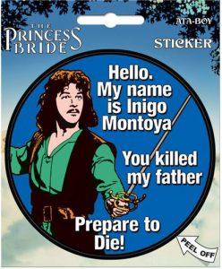 Princess Bride Sticker