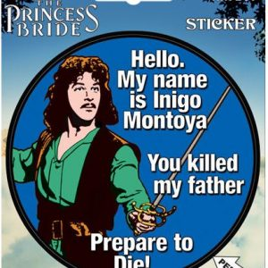 Princess Bride Sticker
