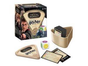 Harry Potter Trivial Pursuit Pieces
