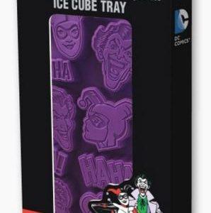 Joker & Harley Quinn Ice Cube Tray