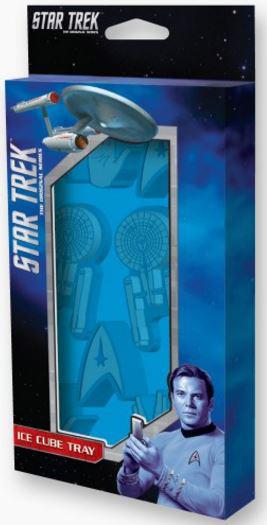 Star Trek Ice Cube Tray