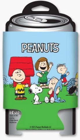 Peanuts Cast Huggie