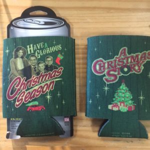 A Christmas Story Christmas Season Coozie