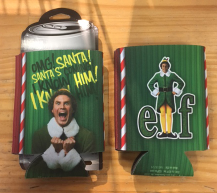 Elf Coozie