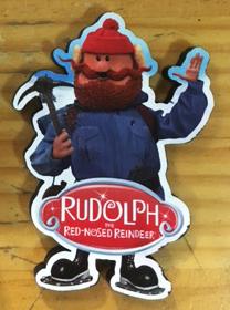Rudolph Yukon Cornelius Magnet