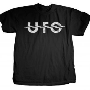 UFO Vintage Logo t shirt