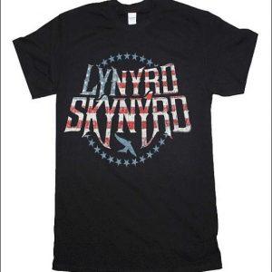 Lynyrd Skynyrd Stripes & Stars Logo